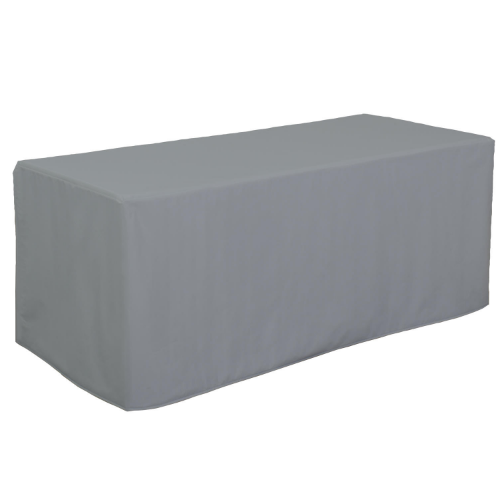 6-decobrite-nylon-table-cover-3-sided-unimprintedlight-gray