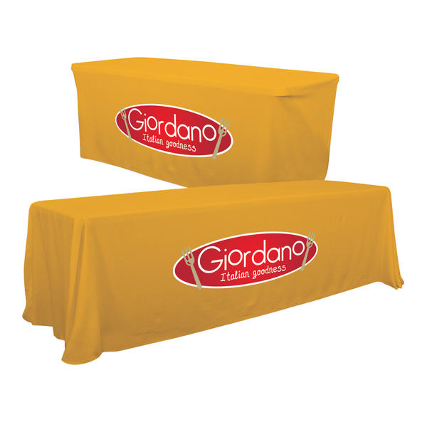 6/8′ CONVERTIBLE TABLE THROW (1-COLOR IMPRINT)