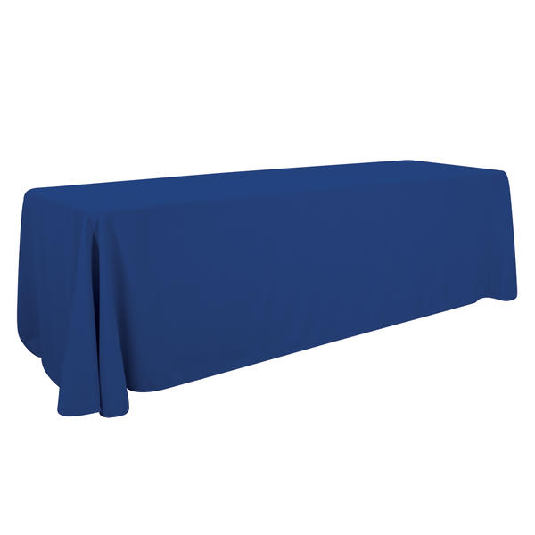 8′ ECONOMY TABLE THROW (UNIMPRINTED)